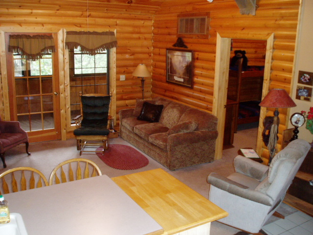 Log Amp Vacation Cabin Rentals In Branson Mo Branson